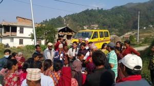 ネパール大震災2015-5-6 (5)