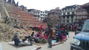 ネパール大震災2015-4-28 (30)