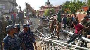 ネパール大震災2015-4-28 (7)